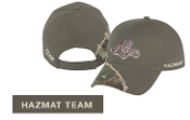 Barb Wire Camo BROWN Logo (HAZ or Conf Space)