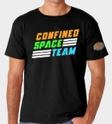 CS Team Black & Neon T-Shirt (Sizes Limited)