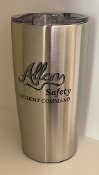 2019/2020 Stainless Incident Command 24oz Tumbler